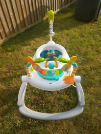 Baby Gear Baby Swings Shop For Cheap Fisher-price Rainforest Spacesaver Jumperoo│portable/adjustable Baby Bouncer│new Clients First