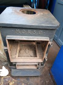 Morso squirrel Multi fuel stove