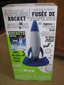 New Build Your Own Propulsion Rocket....by Thinkbox St. John's Newfoundland image 1