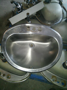 super  lavabo stainless qualité commercial usager