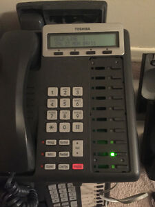 Toshiba phones Business Telephone System