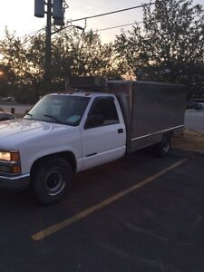 Coffee truck and route for sale.   $50,000