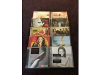 CD bundle incl. pink, westlife, rihanna