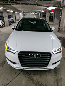 2016 Audi A3 Komfort 2.0T Quattro 4 years Audi care Included