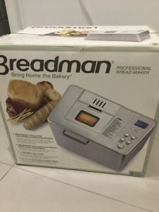 Breadman Bread Maker  New