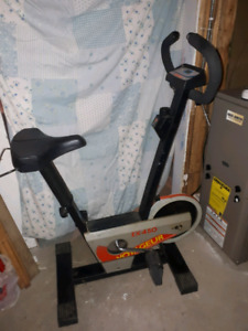 Endurance training resistance bike