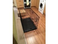 Large dog cage for free (HAS BEEN SOLD)