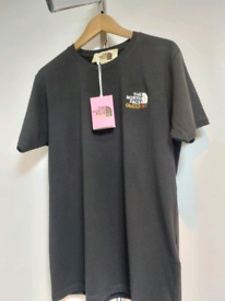 The North Face And Gucci Collaboration T-Shirt All Sizes.