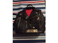 backbag Moschino designer
