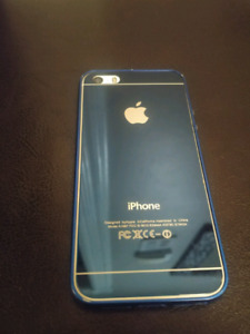 Mint Condition Midnight Blue iPhone 5s