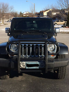 2012 Jeep Wrangler Sahara Unlimited Chrome Package