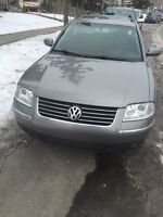 2003 VW Passat wagon 1.8 turbo