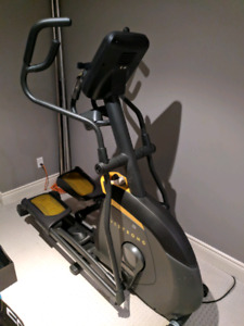 Top of the Line Livestrong Elliptical