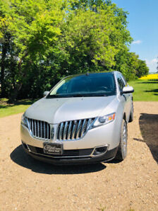 2011  Lincoln MKX awd  71000 kms