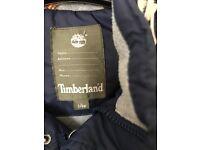 Timberland kids puffer jacket
