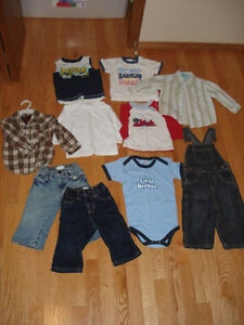 AMAZING DEAL - Boys 12-18 Month Lot