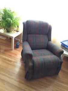 Lazyboy two recliners!