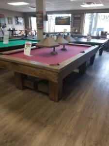 ***Brunswick Merrimack 8ft Pool Table-ON SALE!!!***