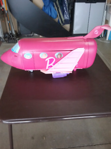 Barbie Jet, Dolls, and Accessories