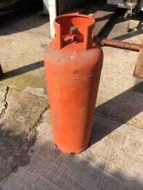47kg Gas bottle empty propane by Flo Gas