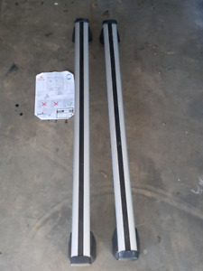 Audi Q5 roof rack cross bars (2009+)