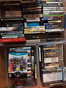 Selling HUGE Game Collection