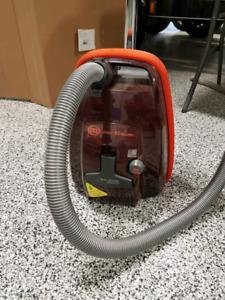 Sebo K2 canister vacuum