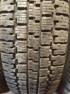 4- 205/70/14 GOODYEAR NORDIC WINTERTRACK $150 set of four
