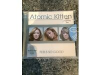Atomic Kitten original CD