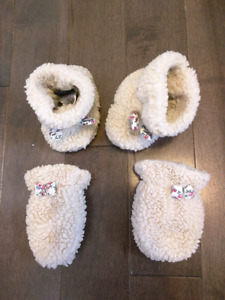 Mittens, Booties, Knitted Outfit, Dish Dryer and more