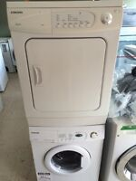 MINI SAMSUNG Laveuse Secheuse Frontale Frontload Washer Dryer