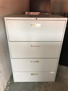 Excellent 4 Drawer Lateral Filing Cabinet!