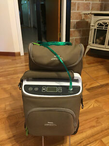 The SimplyGo Oxygen Concentrator
