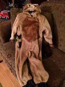 Child's Beaver Hallowe'en Costume - size 5