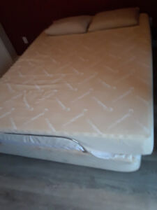 Bed O Pedic by sears Queen sizes