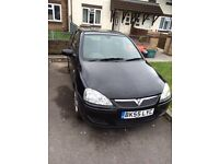 Corsa 1.2 sxi 55 plate spare or repair