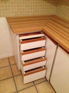 Used Kitchen Cabinets - Great for Garage or Cottage