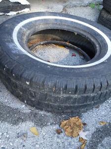 Winter Radial Tire P225/75 R15