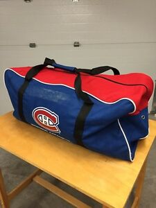 Sac hockey Canadien