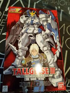 l m Selling My Gundam Tallgeese 3 Model Kit