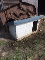 Dog house for Sale  - For  a large dog