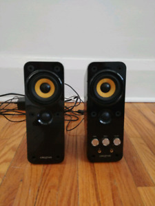Creative Gigaworks T20 Series ll Computer Speakers