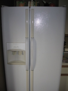 Side by side 33'' Frigidaire