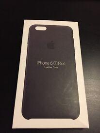 Genuine Leather iPhone 6 s Plus Case