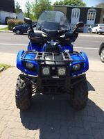 Yamaha GRIZZLY 660 2003 4X4 AUTO BAS MILAGE ET PROPRE