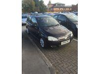 Vauxhall Corsa 1.2 design 2004