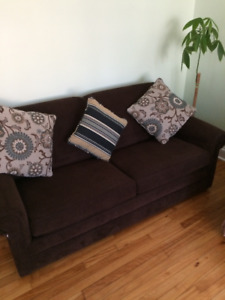 Love Seat Hide-A-Bed