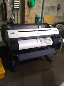 Canon iPF760 printer/plotter for sale.