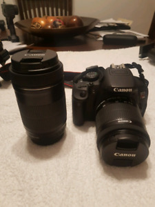 Camera Canon Rebel T5i 700D