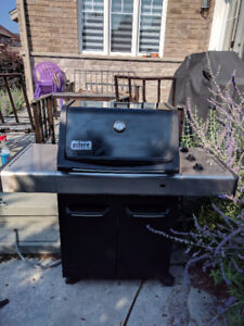 WEBER Spirit E-310-- Natural Gas BBQ